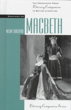 Readings on Macbeth cover image