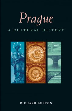 Prague : a cultural and literary history cover image