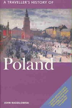 A traveller's history of Poland cover image