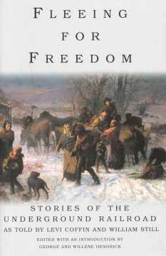 Fleeing for freedom : stories of the Underground Railroad cover image