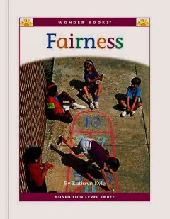 Fairness : a level three reader cover image