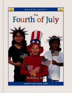 The Fourth of July : a level two reader cover image