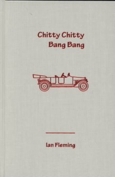 Chitty Chitty Bang Bang : the magical car cover image
