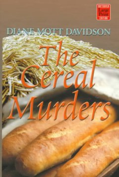 The cereal murders cover image
