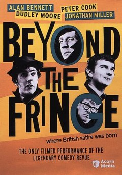 Beyond the fringe cover image