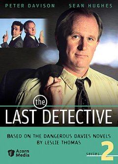 The last detective. Season 2 cover image
