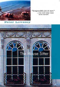 The house sitter cover image