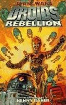 Star Wars. Droids. Rebellion cover image