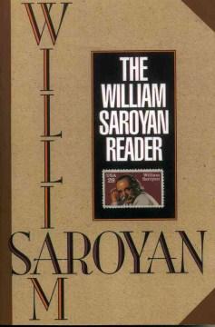The William Saroyan reader cover image