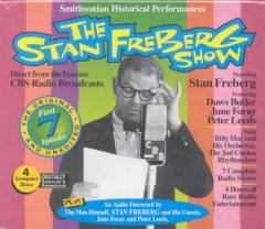 The Stan Freberg show direct from the famous CBS radio broadcasts cover image