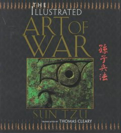 The illustrated art of war cover image