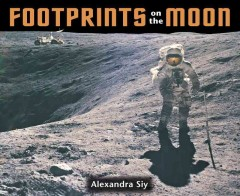 Footprints on the moon cover image