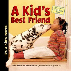 A kid's best friend cover image