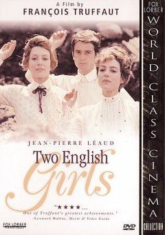 Deux Anglaises et le continent Two English girls cover image