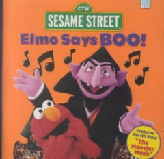 Elmo says Boo! cover image