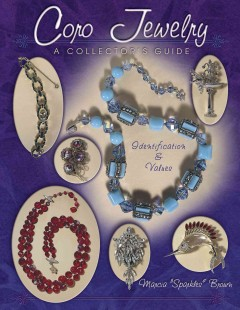 Coro jewelry : a collector's guide : identification & values cover image