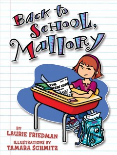 Back to school, Mallory cover image