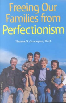 Freeing our families from perfectionism cover image
