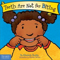Teeth are not for biting cover image