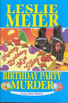 Birthday party murder : a Lucy Stone mystery cover image