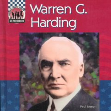 Warren G. Harding cover image