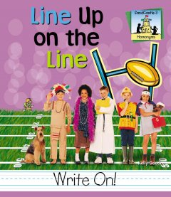 Line up on the line cover image