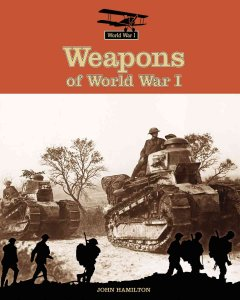 Weapons of World War I cover image