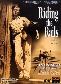 Riding the rails cover image