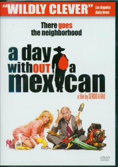 A day without a Mexican cover image