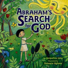 Abraham's search for God cover image