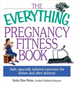 The everything pregnancy fitness book cover image