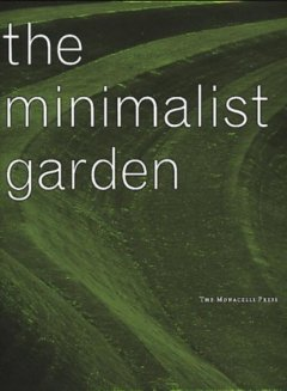 The minimalist garden cover image