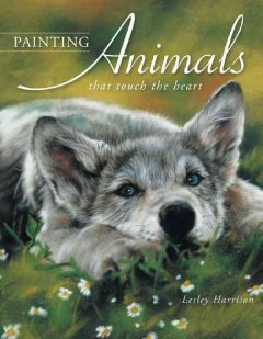 Painting animals that touch the heart cover image