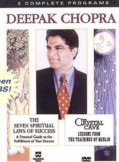 The seven spiritual laws of success the crystal cave cover image