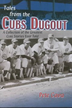 Tales from the Cubs dugout cover image