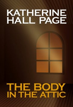 The body in the attic cover image
