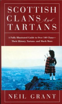 Scottish clans and tartans cover image