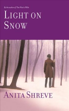 Light on snow cover image