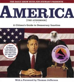America (the audiobook) [a citizen's guide to democracy inaction cover image