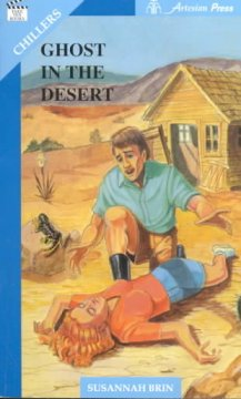 Ghost in the desert cover image