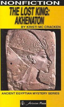 The lost king, Akhenaton cover image