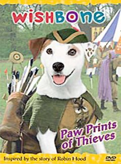 Wishbone. Paw prints of thieves cover image
