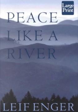 Peace like a river cover image