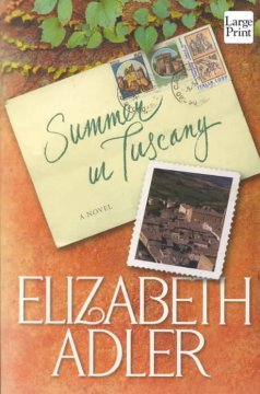 Summer in Tuscany cover image