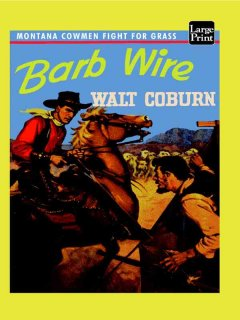 Barb wire cover image