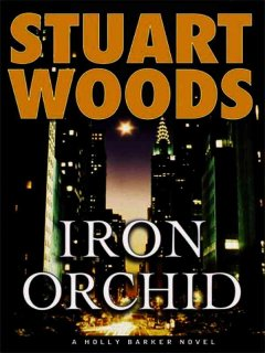 Iron orchid cover image