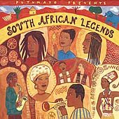 South African legends cover image