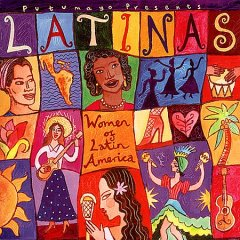 Latinas [women of Latin America] cover image
