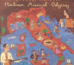 Italian musical odyssey cover image