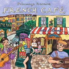 French cafe cover image